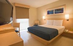 Habitación Standard Sencilla del Hotel City Express Campeche