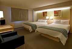Habitación Estándar Doble  del Hotel City Express EBC Reforma
