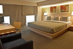 Habitación Sencilla Superior del Hotel City Express EBC Reforma