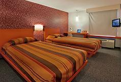 Habitación Estándar Doble del Hotel Hotel City Express Junior Guadalajara Periférico Sur