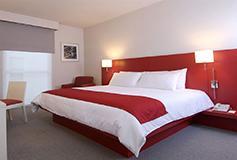 Habitación Estándar Sencilla del Hotel City Express Plus Insurgentes Sur