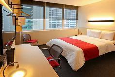 Habitación Sencilla del Hotel City Express Plus Patio Universidad