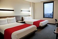 Habitación Doble del Hotel City Express Plus Satélite