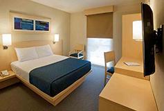 Habitación Estándar Secilla del Hotel Hotel City Express Reynosa