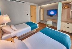 Habitación Suite Doble del Hotel City Express Suites Anzures