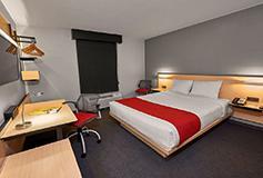 Habitación Estándar Sencilla del Hotel Hotel City Express Toluca
