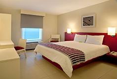 Habitación Estándar Queen del Hotel Hotel City Express Veracruz