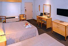 Habitación Estándar Doble del Hotel Colonial Hermosillo