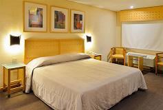 Habitación Estándar No Reembolsable del Hotel Colonial Hermosillo