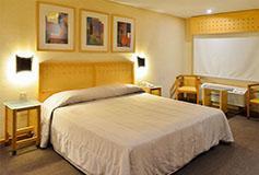 Habitación Estándar Sencilla del Hotel Colonial Hermosillo