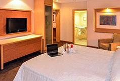 Habitación Master Suite del Hotel Colonial Hermosillo