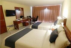 Habitación Estándar del Hotel Hotel Comfort Inn Veracruz