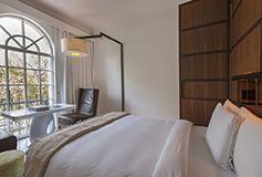 Habitación Balcón con Vista del Hotel Hotel Condesa DF