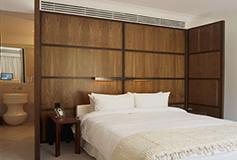 Habitación Patio Room del Hotel Hotel Condesa DF