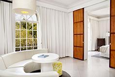 Habitación Suite con Balcón y Vista del Hotel Hotel Condesa DF