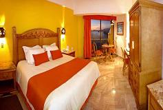 Habitación Habitación con cocineta del Hotel Hotel Copacabana Acapulco Beach