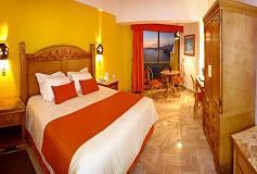 Habitación Superior Dbl Vista Parcial Al Mar No Reembolsable del Hotel Hotel Copacabana Acapulco Beach