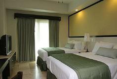 Habitación Deluxe Master Suite del Hotel Torrenza Boutique