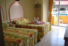 Habitación Villa  del Hotel Costa Sol Hotel and Villas