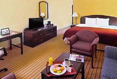 Habitación Estándar de Lujo del Hotel Hotel Courtyard by Marriott Monterrey Aeropuerto
