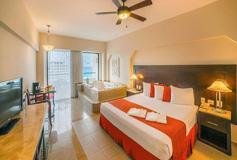 Habitación Habitación Crown Club del Hotel Hotel Crown Paradise Club Cancún