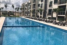 Habitación Departamento del Hotel Departamento de Lujo Cancún Aeropuerto