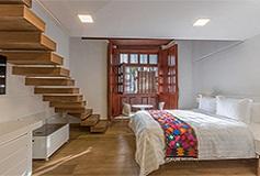 Habitación Grand Master Suite del Hotel Domingo Santo Hotel Boutique