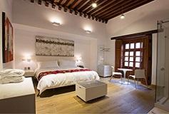 Habitación Master Suite del Hotel Domingo Santo Hotel Boutique