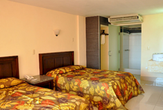 Habitación Estándar Vista Laguna del Hotel Don Pelayo Pacific Beach