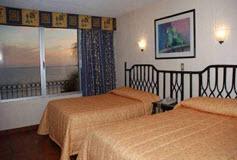 Habitación Estándar del Hotel Don Pelayo Pacific Beach