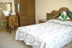 Habitación Estándar del Hotel Doña Juana Cecilia Miramar