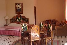 Habitación Master Suite del Hotel Doña Juana Cecilia Miramar