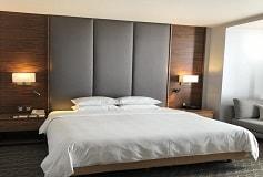 Habitación Suite Una King del Hotel DoubleTree by Hilton Hotel Mexico City Santa Fe