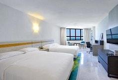 Habitación Estándar Doble Vista al Mar del Hotel DoubleTree by Hilton Hotel Veracruz
