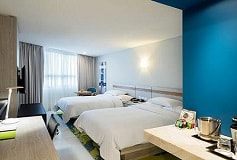 Habitación Estándar Doble Interior del Hotel DoubleTree by Hilton Hotel Veracruz