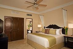 Habitación Club Preferred Suite de Dos Recámaras del Hotel Dreams Los Cabos Suites Golf Resort and Spa