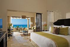Habitación Junior Suite Vista al Mar Doble del Hotel Dreams Los Cabos Suites Golf Resort and Spa