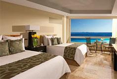 Habitación Ocean View del Hotel Dreams Sands Cancún Resort & Spa