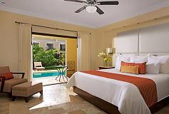 Habitación Preferred Club Deluxe Swimout Garden King del Hotel Hotel Dreams Tulum
