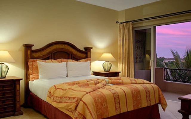 Habitación Suite De Una Recámara Cama King del Hotel El Ameyal Hotel and Family Suites