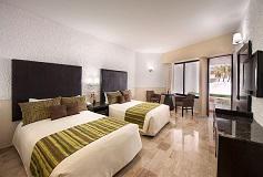 Habitación Estándar Vista a la Alberca del Hotel El Cid Castilla Beach
