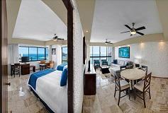 Habitación Suite de Una Recámara Elite del Hotel El Cid El Moro Hotel de Playa