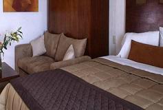 Habitación Deluxe Vista al Jardín del Hotel El Cid La Ceiba Beach