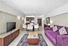 Habitación Suite de Una Recámara Vista Al Mar AI Elite del Hotel El Cid La Ceiba Beach Hotel
