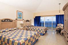 Habitación Vista al Mar Sólo Atletas del Hotel El Cozumeleño Beach Resort