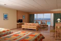 Habitación Vista al Mar del Hotel El Cozumeleño Beach Resort
