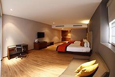 Habitación Junior Suite del Hotel El Diplomático