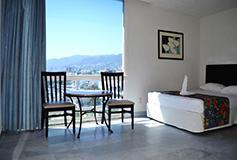 Habitación Estándar Doble Vista al Boulevard del Hotel Hotel El Presidente Acapulco
