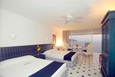 Habitación Estándar del Hotel Elcano Acapulco
