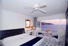 Habitación Estudio del Hotel Elcano Acapulco